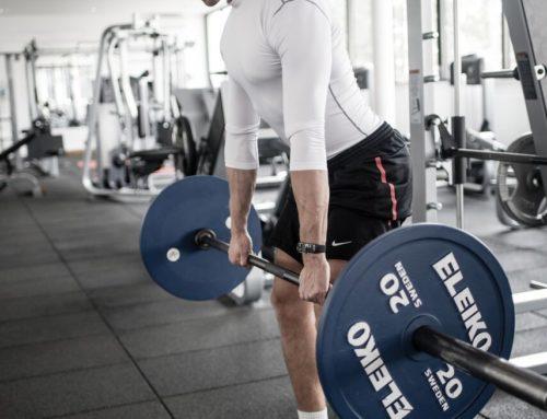 Effektives Fitness Training zum Kraftaufbau