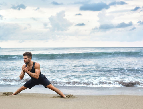 Yoga and pilates strengthen body and soul